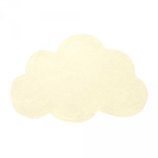 Teppich gelb