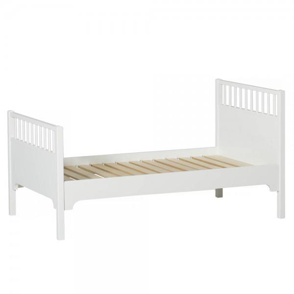 Oliver Furniture Seaside Juniorbett 90 x 160 weiß