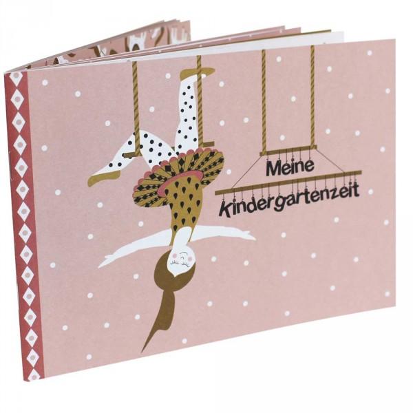 Ava & Yves Erinnerungsbuch Meine Kindergartenzeit Zirkus