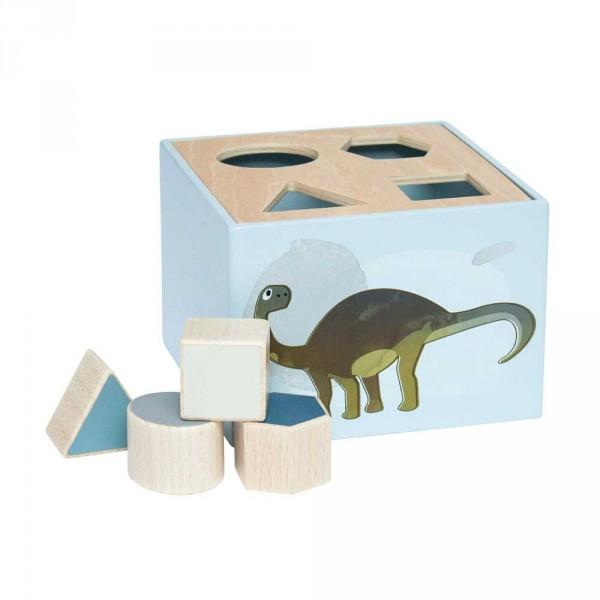 Sebra Holz Sortierspiel Dino