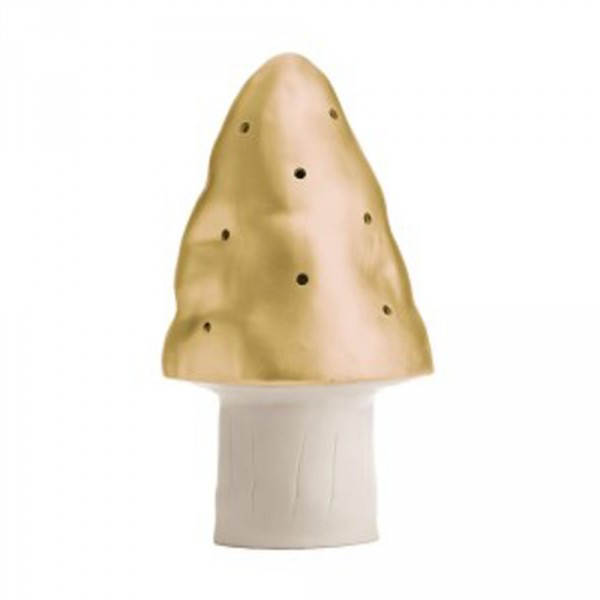 Egmont Toys Pilzlampe klein gold