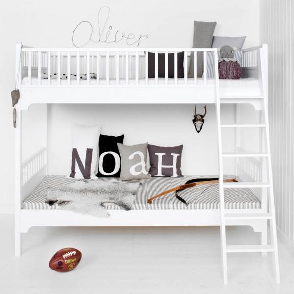 Oliver Furniture Umbauset von Etagenbett zu Hochbett