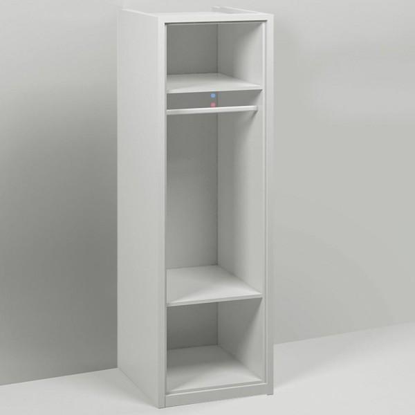Muba Bespoke System Schrankmodul 1 türig 48,8 cm