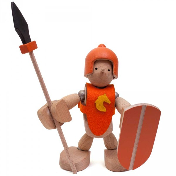 wodibow Zubehör für Holzfigur Woonki Soldat