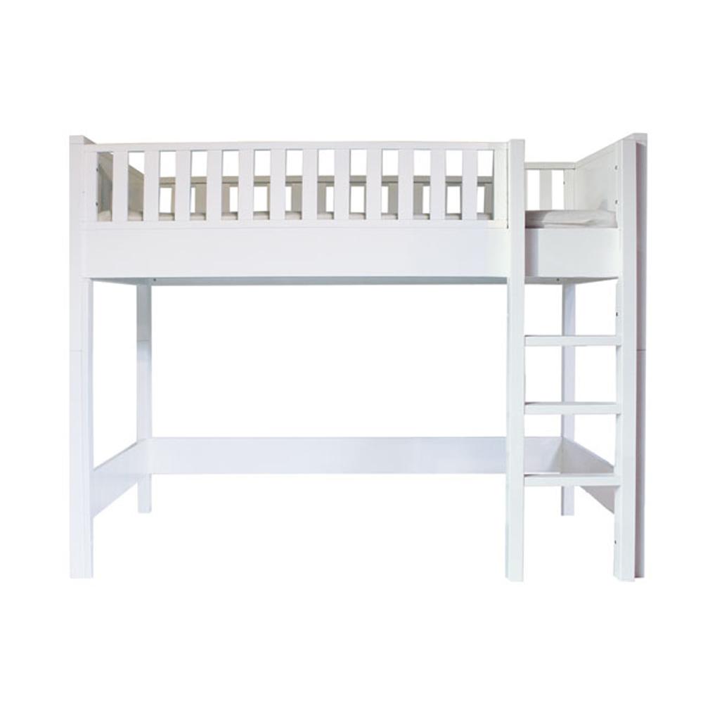 bopita nordic komplettset hochbett wei bei kinder r ume. Black Bedroom Furniture Sets. Home Design Ideas