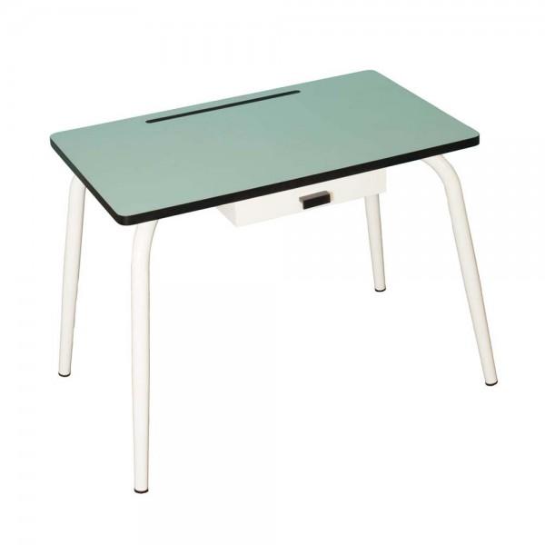 Gambettes Kindertisch/Schreibtisch Romy jade blau