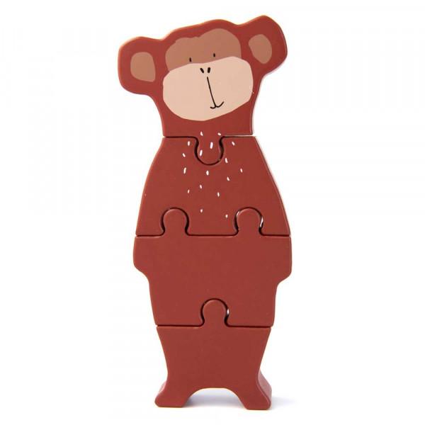 Trixie Puzzle Mr Monkey Holz