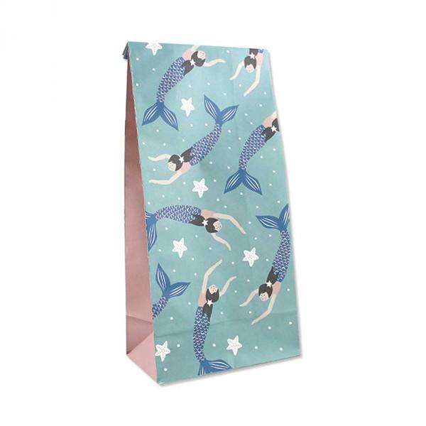 Ava & Yves Geschenk Papiertüten Meerjungfrauen
