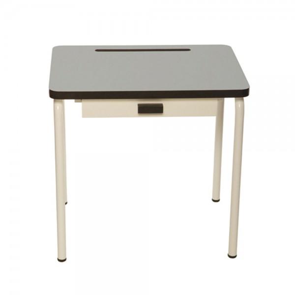 Gambettes Kindertisch/Schreibtisch Regine grau