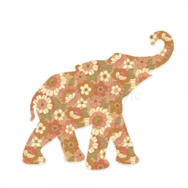 Inke Tapetentier Babyelefant 165