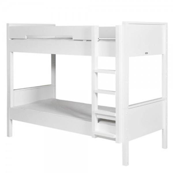 Bopita Combiflex Etagenbett mit Leiter weiß