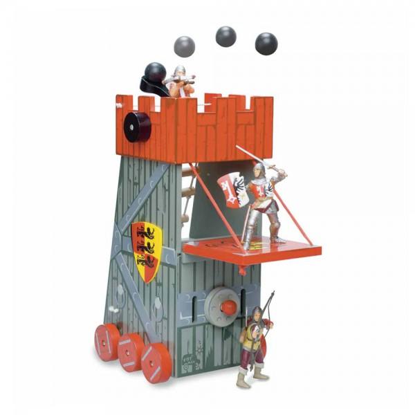 Le Toy Van Ritterburg Belagerungsturm