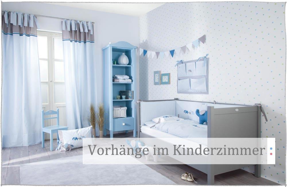 Kinderzimmer Vorhänge befestigen | kinder räume Magazin | kinder räume