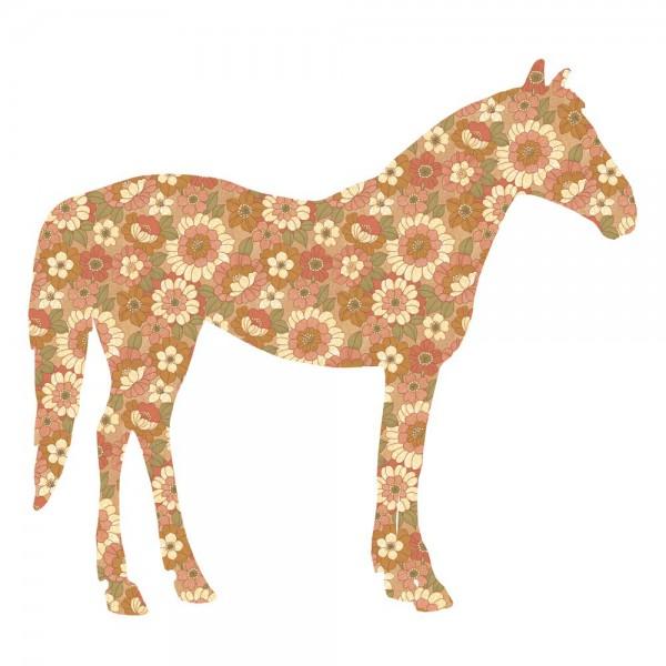 Inke Tapetentier Pferd 165