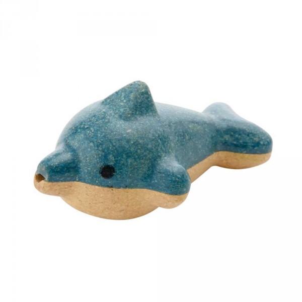 Plan Toys Flöte Holz Delfin