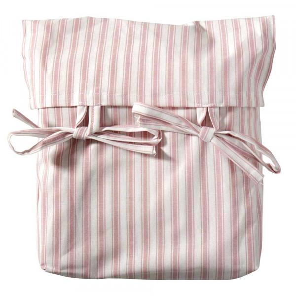 Oliver Furniture Seaside Lille+ Vorhang rosa Streifen