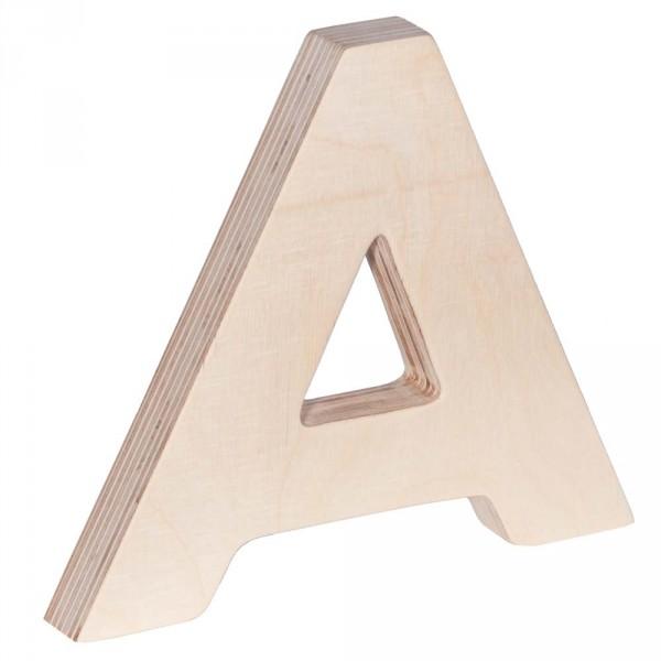 "Trixie Holzbuchstabe ""A"""
