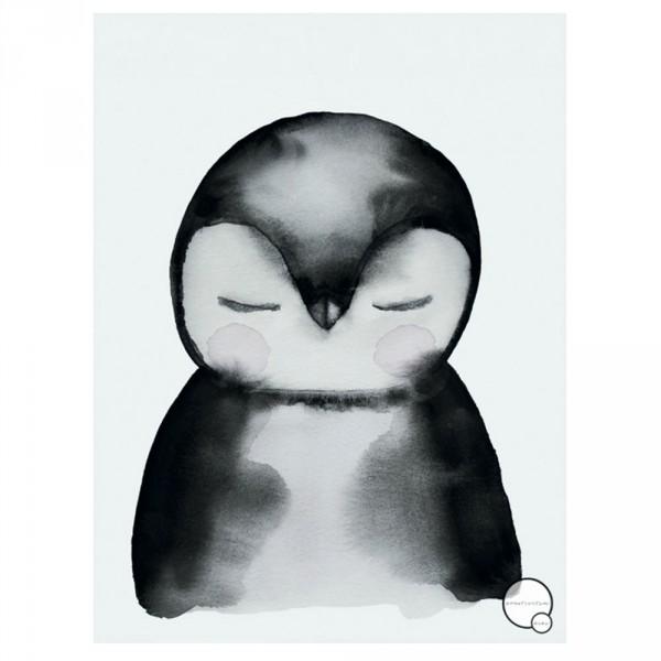 kreativitum Kinderposter Pinguin