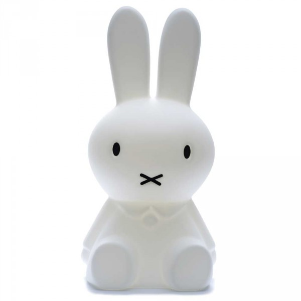 Mr Maria Lampe Miffy XL weiss