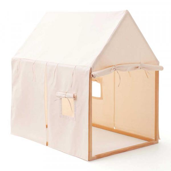 Kids Concept Kinder Spielhaus Holz natur
