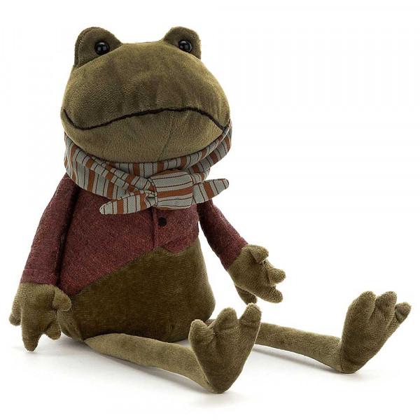 Jellycat Kuscheltier Riverside Rambler Frosch