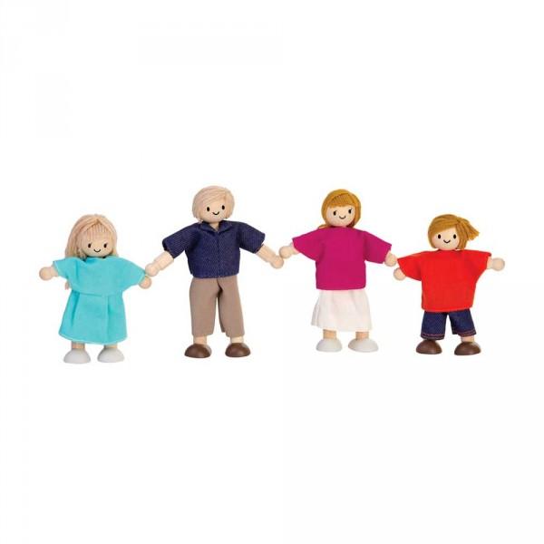 Plan Toys Zubehör Puppenhaus Familie 2