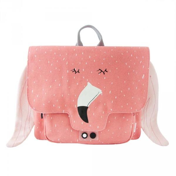 Trixie Kinderrucksack / Kindergartentasche Flamingo Mrs. Flamingo
