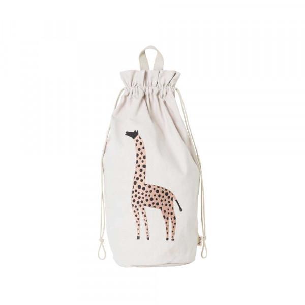 Ferm Living Aufbewahrungstasche Giraffe