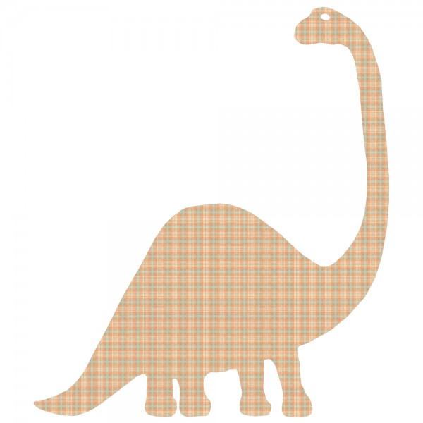 Inke Tapetentier Dino Brontosaurus 111