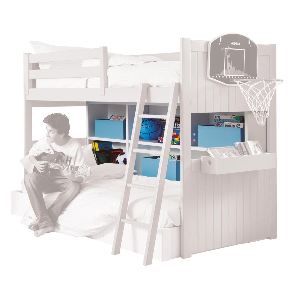 asoral roomplanner regal f r halbhohes bett bei kinder r ume. Black Bedroom Furniture Sets. Home Design Ideas