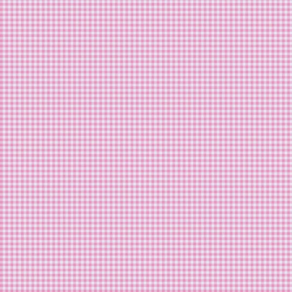 Casadeco Alice & Paul Stoff Karo pink