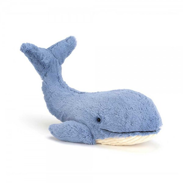 Jellycat Kuscheltier Wal Wilbur