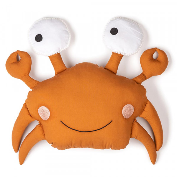 Kidsdepot Dekokissen Krabbe
