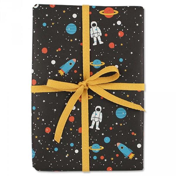 Ava & Yves Geschenkpapier Weltraum