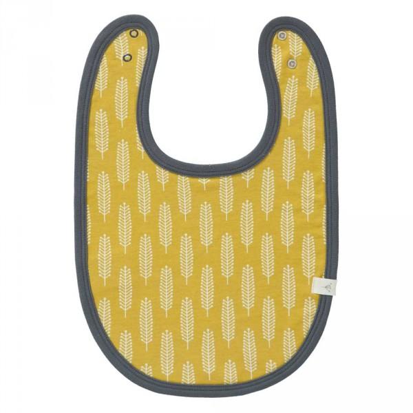 Fresk Babylätzchen Getreide gelb