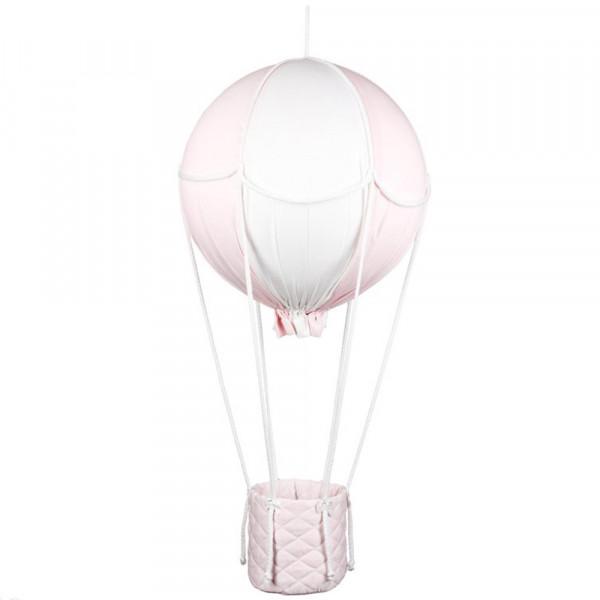 Caramella Deko Heissluftballon rosa