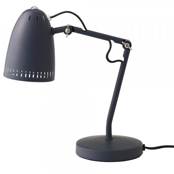 """Superliving Schreibtischlampe """"Dynamo 345"""" matt schwarz"""