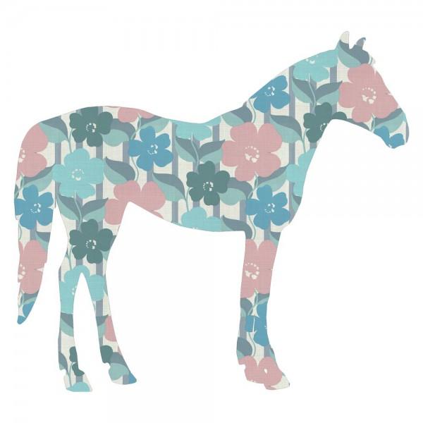 Inke Tapetentier Pferd 102