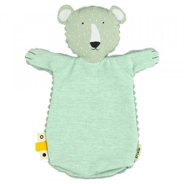 Trixie Handpuppe Eisbär Mr Polarbear