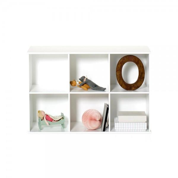 Oliver Furniture Wood Standregal schmal