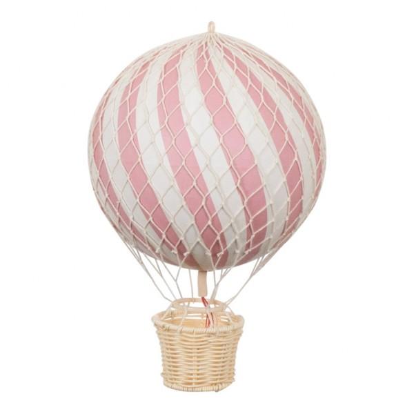 Filibabba Deko Heissluftballon rosa