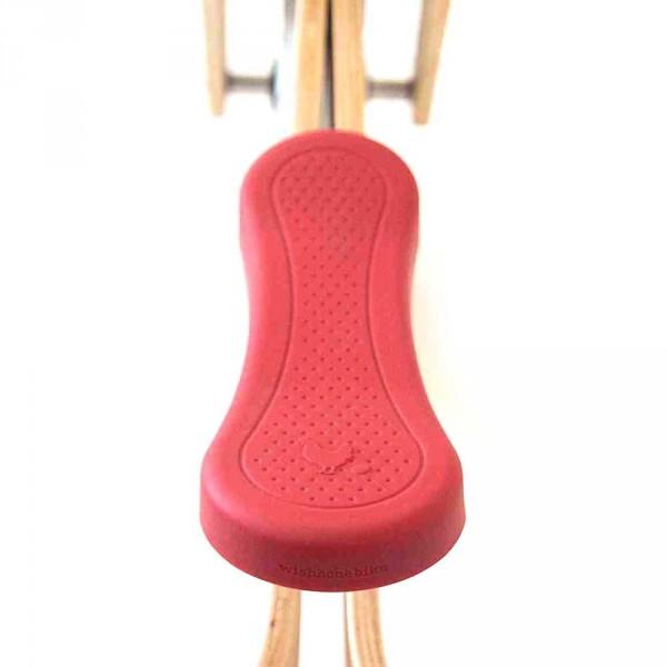 Wishbone Sitzschutz für Laufrad rot