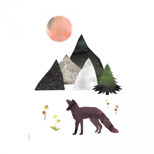 I Love My Type Poster Fuchs & Berge