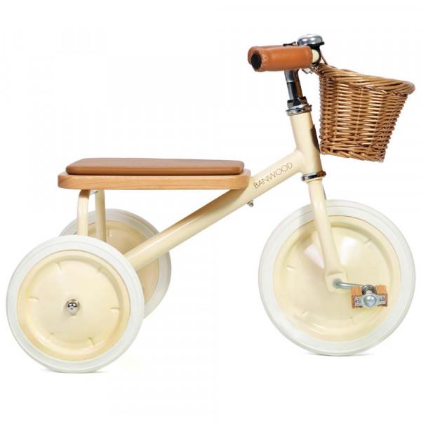 Banwood Kinder Dreirad creme