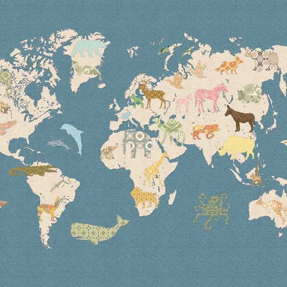 Verzauberkunst Weltkarte Mit Städten Sammlung Von