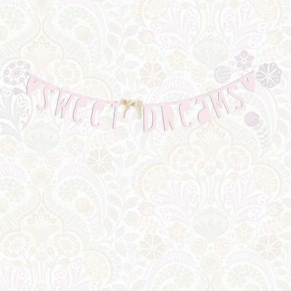Eijffinger Tout Petit Tapeten Wandbild Sweet Dreams pastell