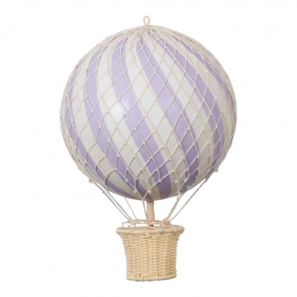 Filibabba Deko Heissluftballon lila