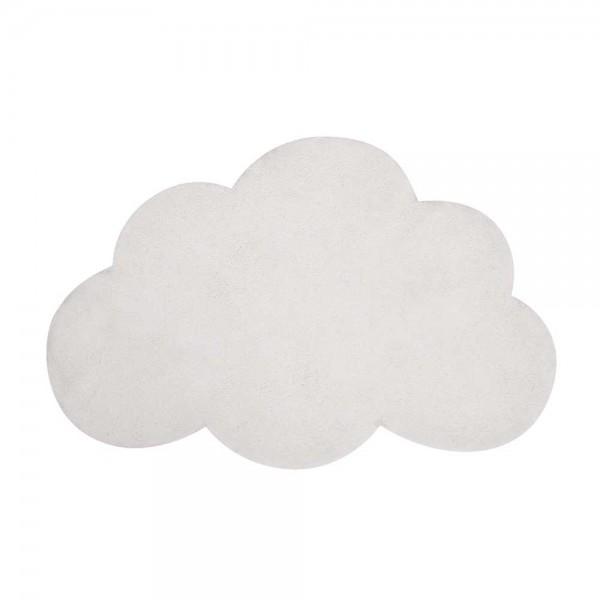 Lilipinso Teppich Wolke fast weiß
