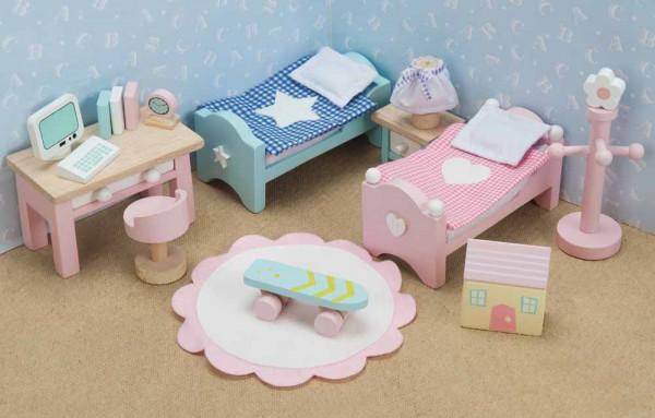 Le Toy Van Puppenhaus Zubehör Kinderzimmer Daisy Lane