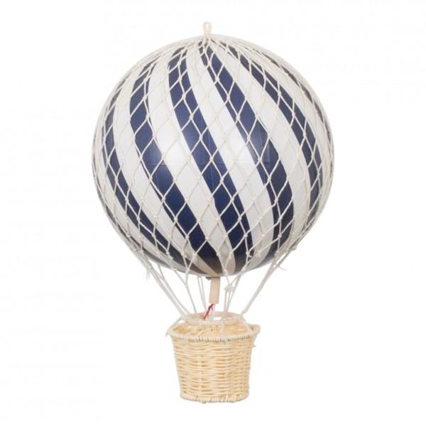 Filibabba Deko Heissluftballon dunkelblau